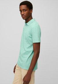 Marc O'Polo - Polo shirt - light green - 4