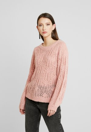 VIPIDMA  - Jumper - rose tan