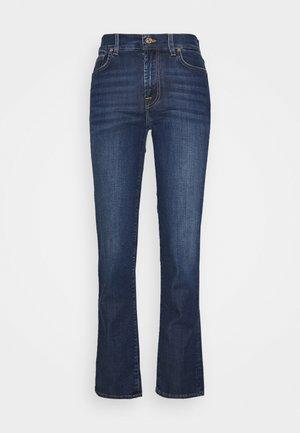 THE STRAIGHT KINTOTHEPLABET - Straight leg jeans - dark blue