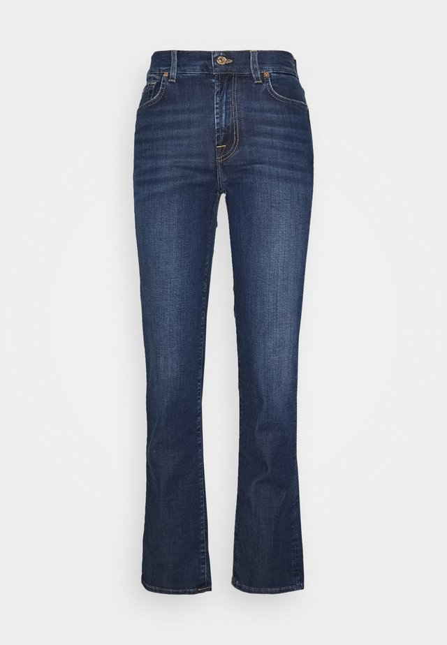 THE STRAIGHT KINTOTHEPLABET - Jeans a sigaretta - dark blue