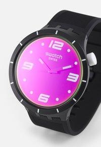 Swatch - FUTURISTIC - Rannekello - black - 3