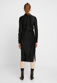 Minimum - MIALINA DRESS - Robe d'été - black - 3