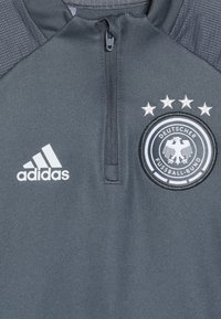 adidas Performance - DEUTSCHLAND DFB TRAINING SHIRT - National team wear - grey - 1