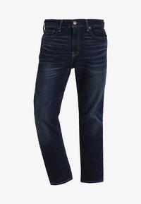 Bootcut jeans - dark wash