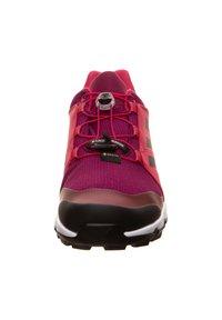 adidas Performance - Stabilty running shoes - power berry / core black / power pinkt - 5