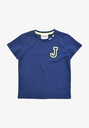 CRISY - Print T-shirt - navy
