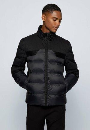 J_FOWLER - Gewatteerde jas - black