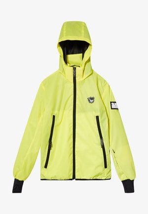 BOYS REFLECTIVE  - Hardshellová bunda - yellow reflective