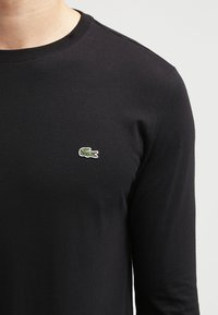 Lacoste - Long sleeved top - black - 6