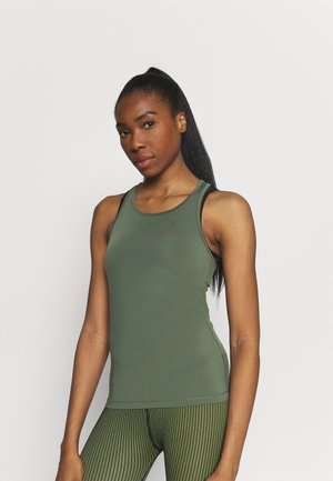 CLASSIC RACERBACK - Top - northern green