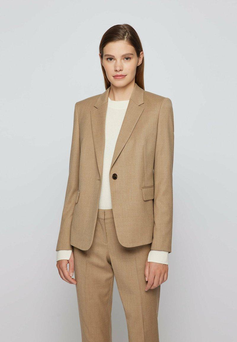 BOSS - Blazer - light brown
