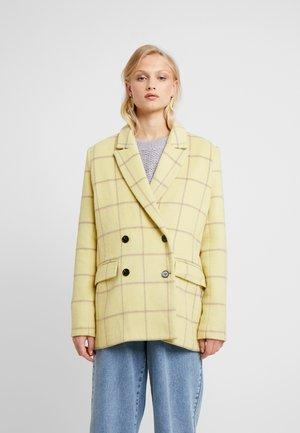 HARPER - Short coat - sun light