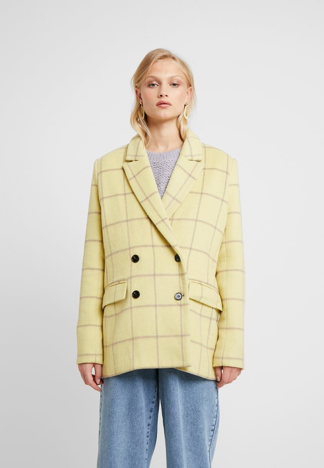 HARPER - Short coat - sun light