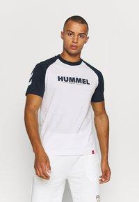 Hummel - T-shirts print - white - 0