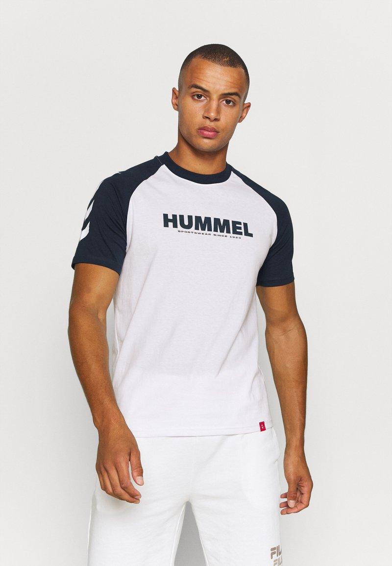 Hummel - T-shirts print - white
