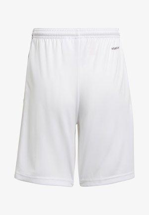 SQUAD UNISEX - Sports shorts - white