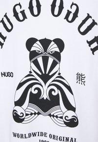HUGO - DASHIMARA - Sweatshirt - white - 6