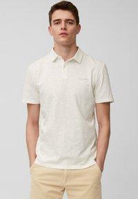 Marc O'Polo - Polo shirt - egg white - 0