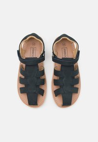 Friboo - LEATHER - Sandals - dark blue - 3