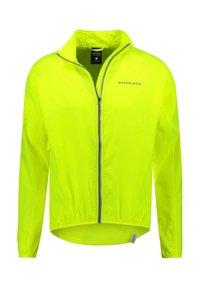 "Endura - ENDURA HERREN WINDJACKE ""PAKAJAK"" - Training jacket - light yellow - 0"