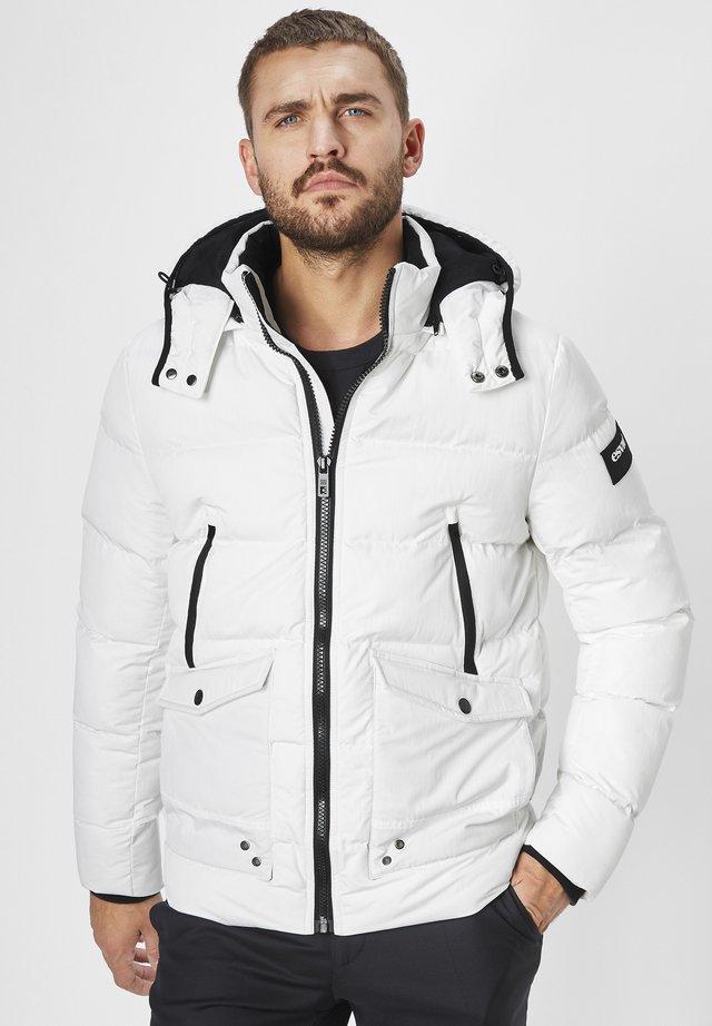 Winter jacket - arctic white