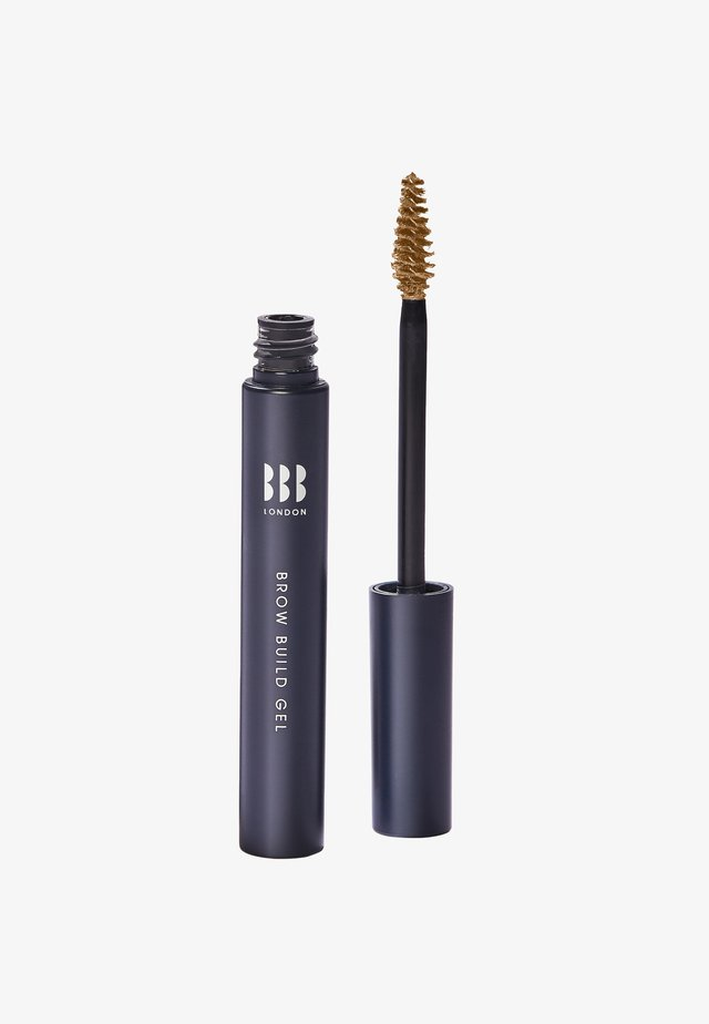 BROW BUILD GEL - Eyebrow gel - chai