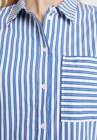 Marc O'Polo - DRESS STYLE STRIPED DESSIN - Košilové šaty - combo - 6