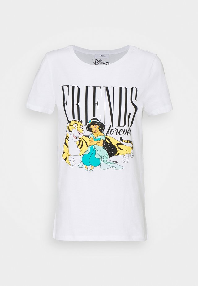 ONLDISNEY MIX BOX - Camiseta estampada - white