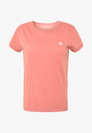 ICON CREW TEE  - Basic T-shirt - pink