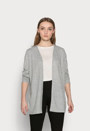 VMMOLLY CARDIGAN - Kardigan - light grey melange