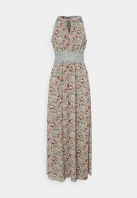 Vila - VIMILINA FLOWER DRESS - Occasion wear - green milieu/red/pink - 5