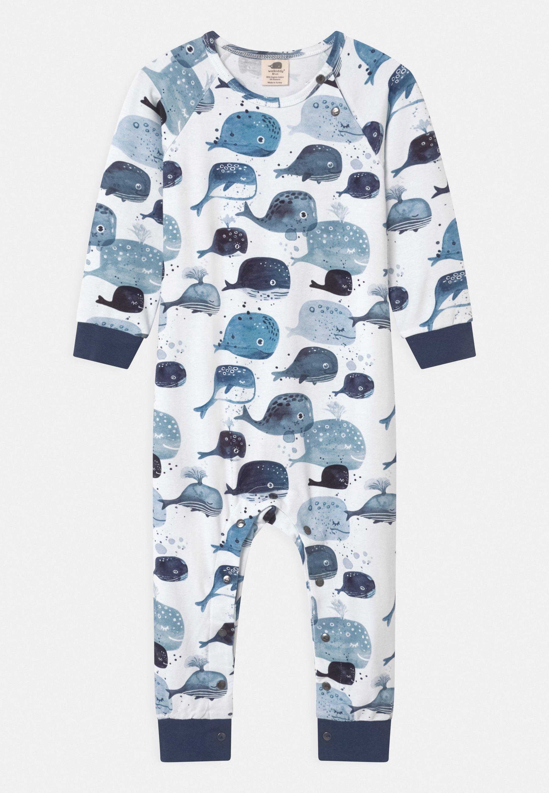 Kids BABY WHALES UNISEX - Pyjamas