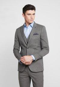 Burton Menswear London - Suit jacket - brown - 0
