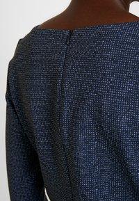 TOM TAILOR - DRESS CASUAL - Jersey dress - navy blue - 6