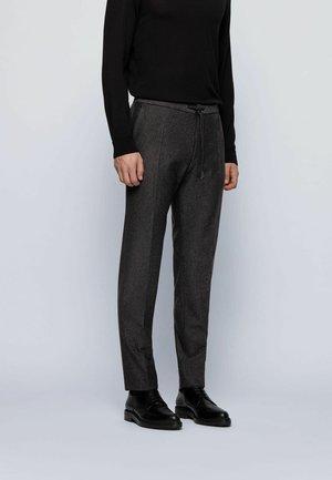 BANKS - Trousers - black