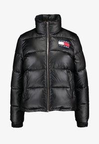 Tommy Jeans - JACKET - Zimní bunda - black - 4