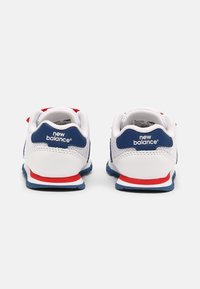 New Balance - IV500WRB UNISEX - Trainers - white/red - 2