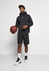 Jordan - AIR THERMA - Hoodie - black/black/(white) - 1