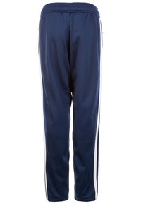 adidas Performance - TIRO 19 POLYESTER TRACKSUIT BOTTOMS - Tracksuit bottoms - dark blue/white - 1