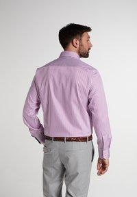 Eterna - COMFORT FIT - Shirt - pink/weiss - 1