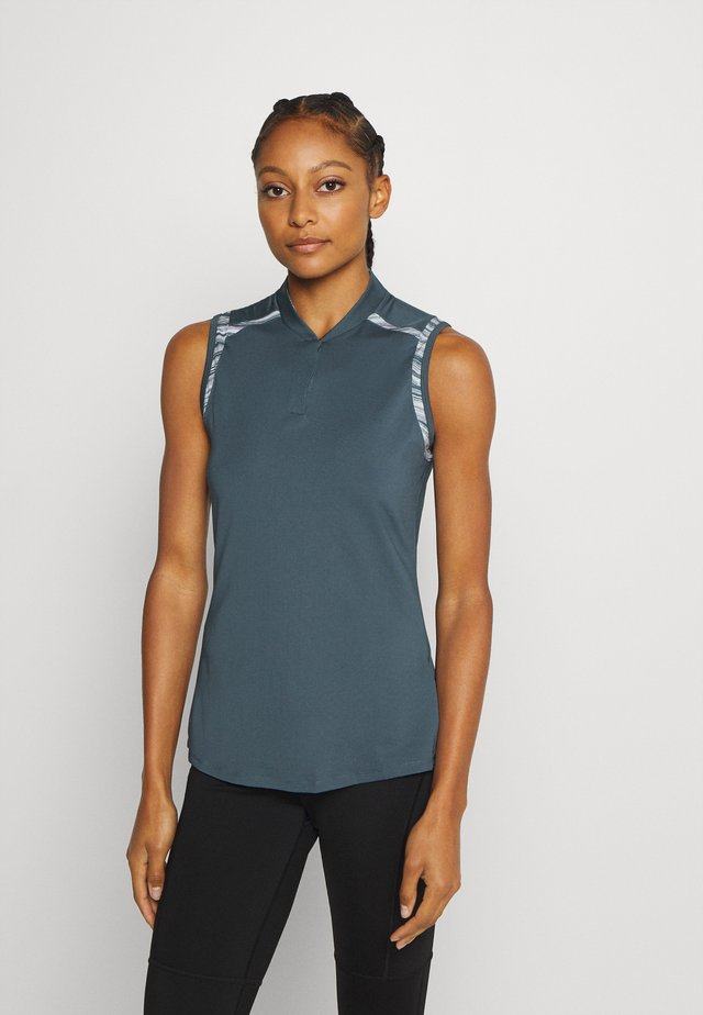 ULTIMATE 365 GOLF SLEEVELESS - Funktionsshirt - legacy blue