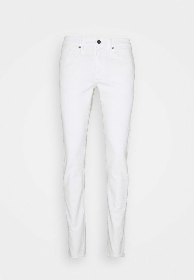 L'HOMME - Jean slim - whisper white
