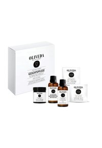 Oliveda - FACIAL CARE TRIAL SET - Hudplejesæt - - - 1