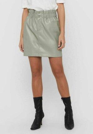 A-line skirt - shadow