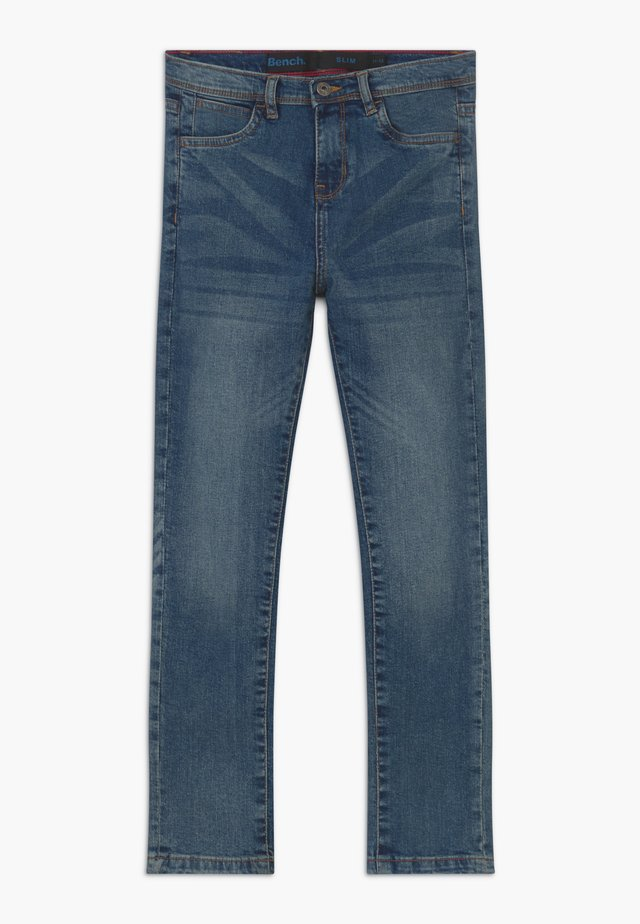 BRADWELL - Jeans slim fit - blue denim