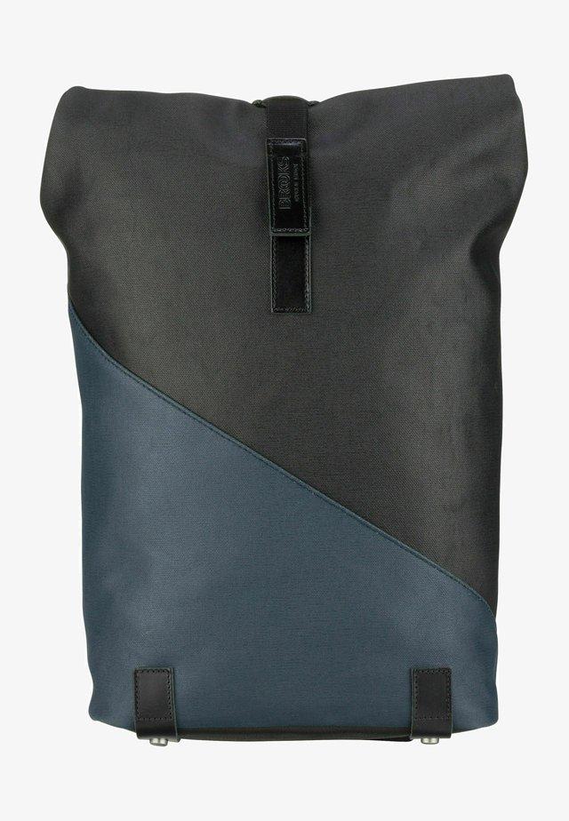 PICKWICK  PATCHWORK - Rucksack - black/dark blue