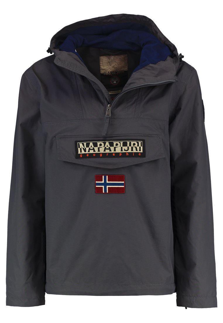 Napapijri RAINFOREST SUMMER - Veste coupe-vent - dark grey