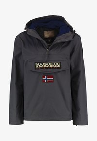 Napapijri - RAINFOREST SUMMER - Windbreaker - dark grey - 6