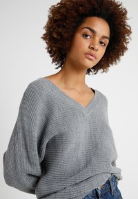 TWINTIP - Jumper - mottled grey - 3