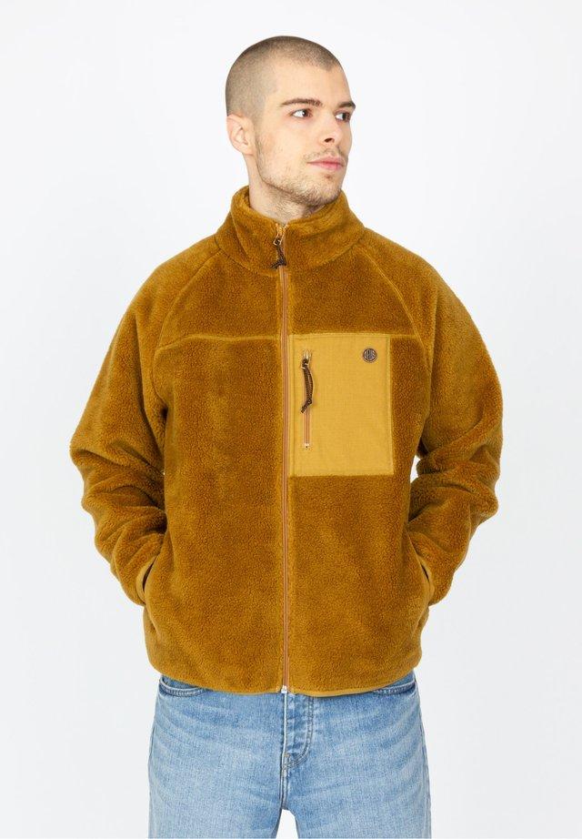 Light jacket - briste tan